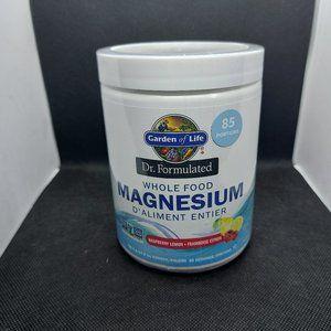 Garden of Life Whole Food Magnesium - Sleep Aid!